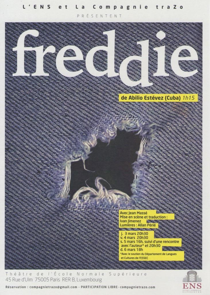 FREDDIE Flyer mars 2016